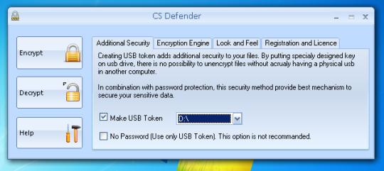 CS Defender