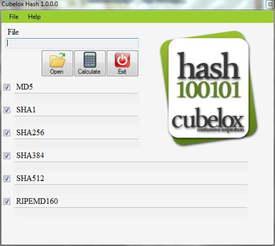 Cubelox Hash