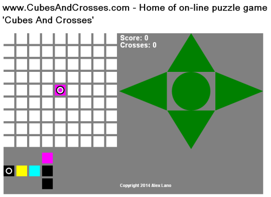 Cubes And Crosses