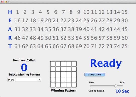Custom Bingo