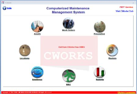 Cworks CMMS Free