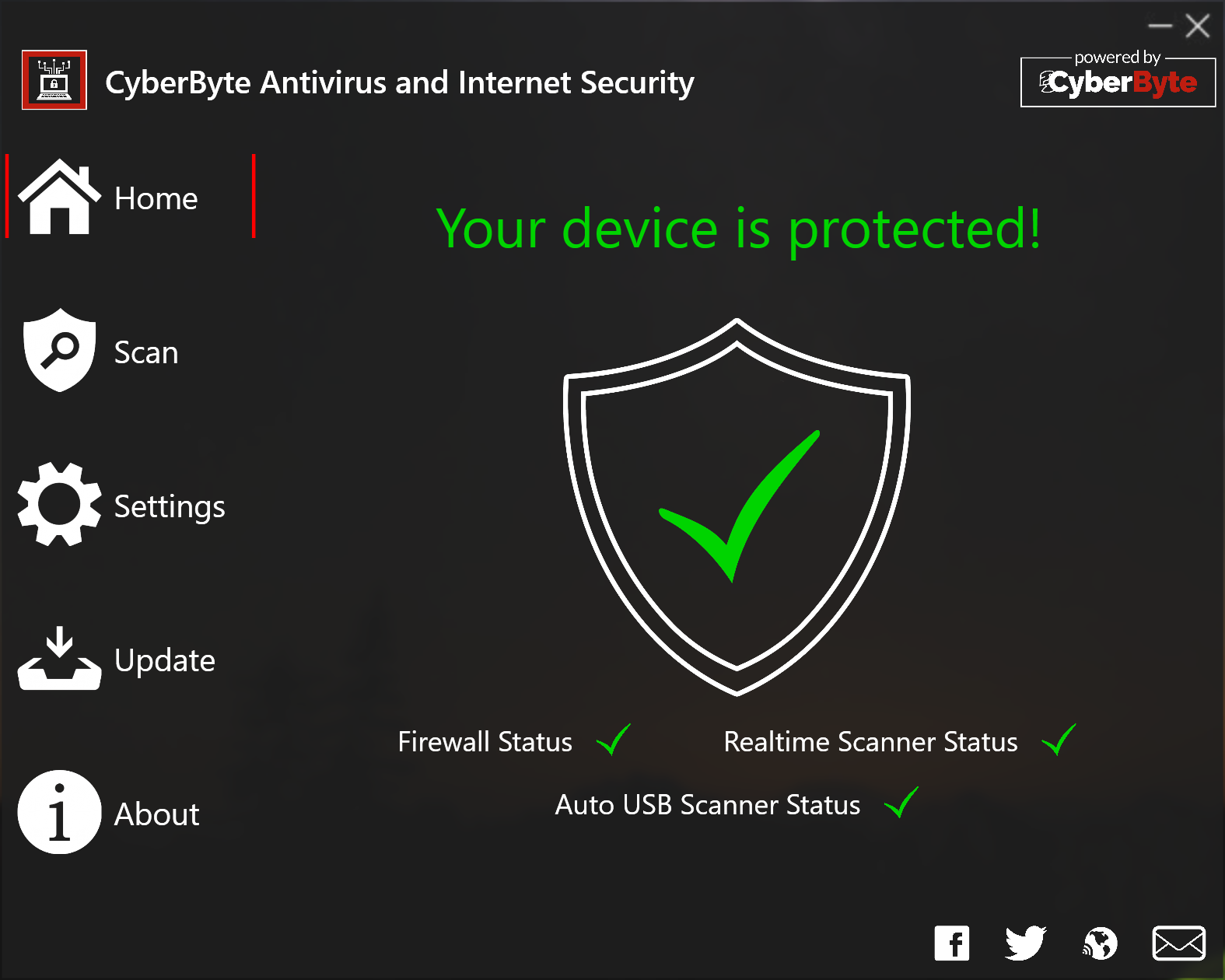 CyberByte Antivirus