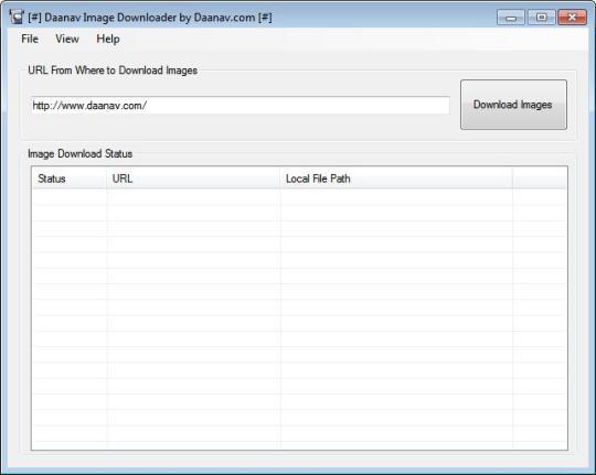 Daanav Image Downloader