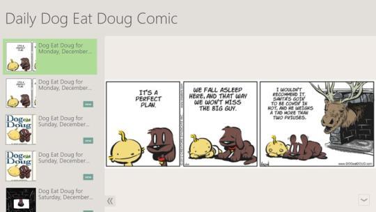 Daily Dog Eat Doug Comic