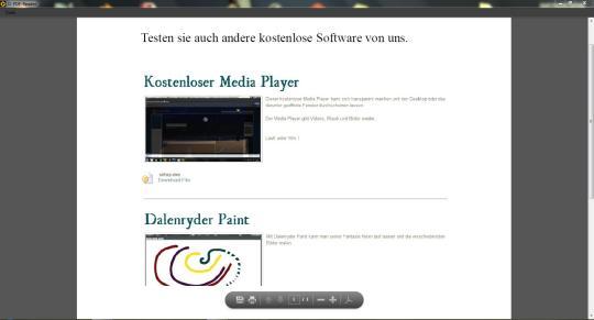 Dalenryder PDF Reader