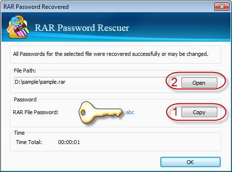 Daossoft RAR Password Rescuer