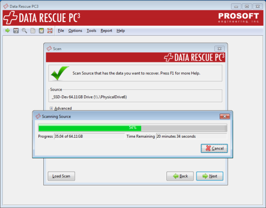 Data Rescue PC4