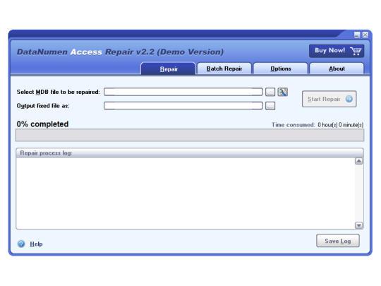 DataNumen Access Repair