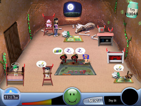 Daycare Nightmare Mini Monsters Game