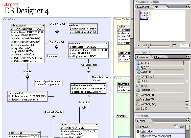 DB Designer Fork