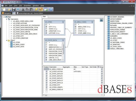 dBase Plus 8 with ADO