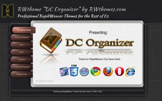 DC Organizer