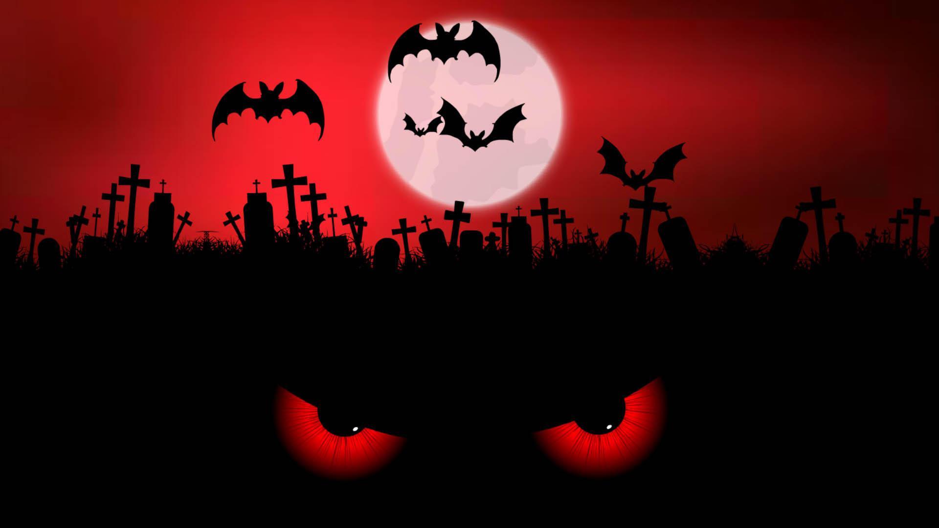 Deadly Halloween Screensaver
