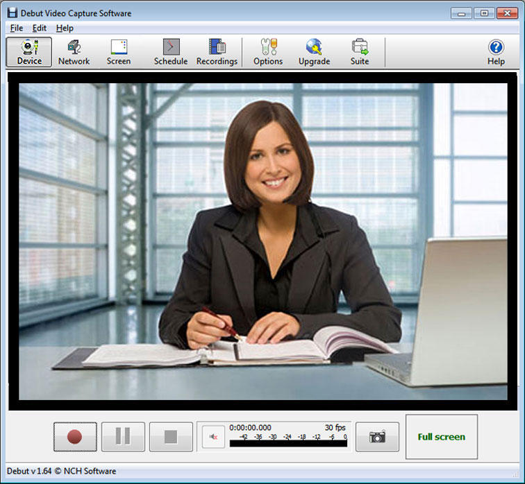 Debut Free Video Screen Recorder for Mac