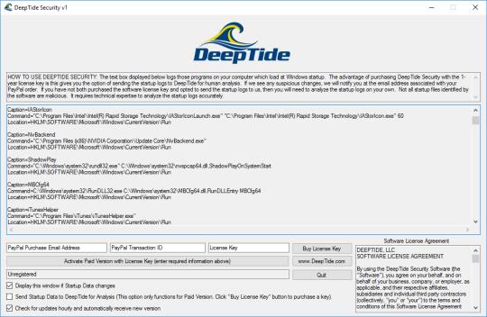 DeepTide Security