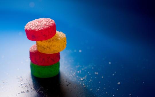Delicious Candy Windows Theme