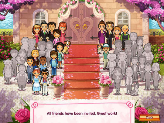 Delicious - Emily's Wonder Wedding PE