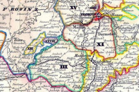 Deutschland 1852