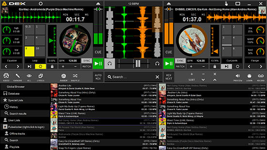 Free Download Dex 3 LE for Windows ::: DJ Software