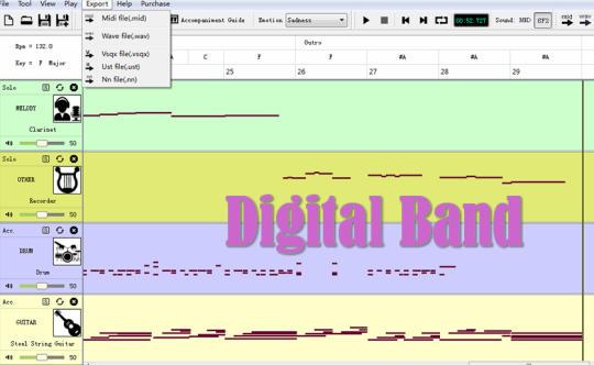 Digital Band
