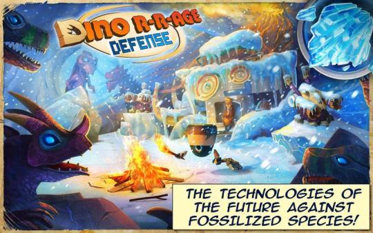 Dino Rage Defense TD