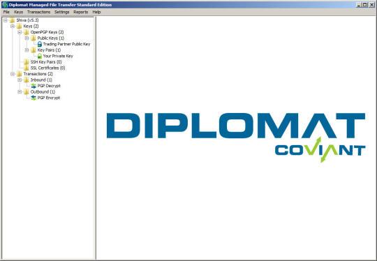 Diplomat MFT Basic Edition