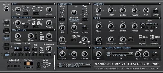 Discovery Pro