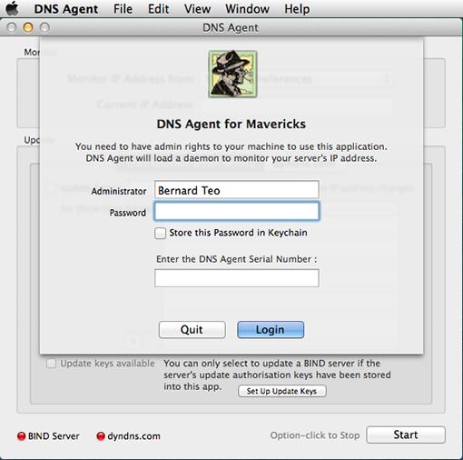 DNS Agent
