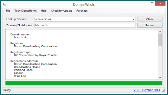 DomainWhoIs