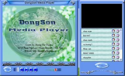 DongSon Media Player