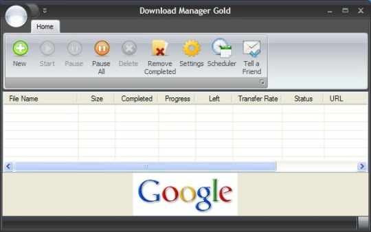 Download Manager Gold