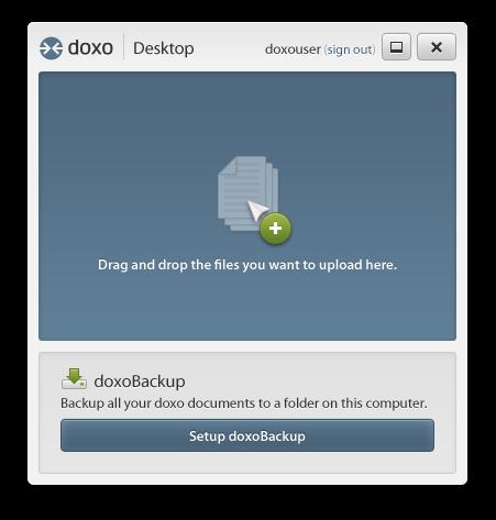 doxo Desktop