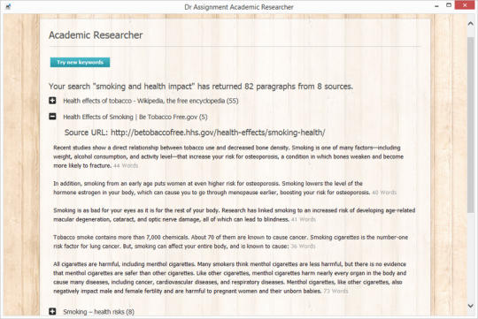 Dr Assignment Academic Researcher