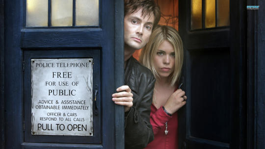 Dr. Who HD Wallpaper Pack
