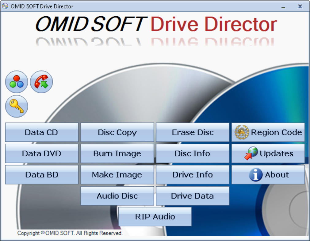 Drive Director .NET Edition