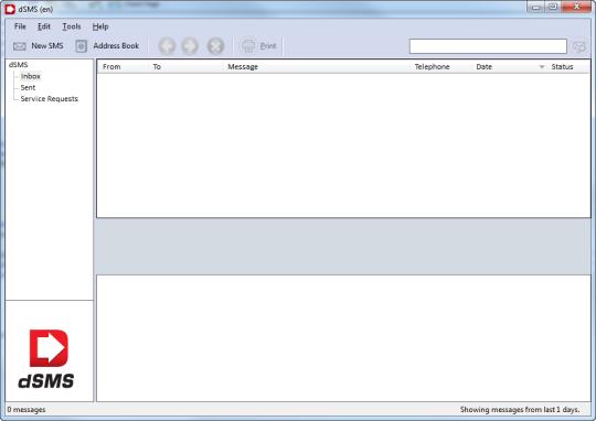 dSMS Client 64-bit