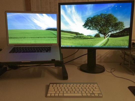 Dual Monitor Wallpaper