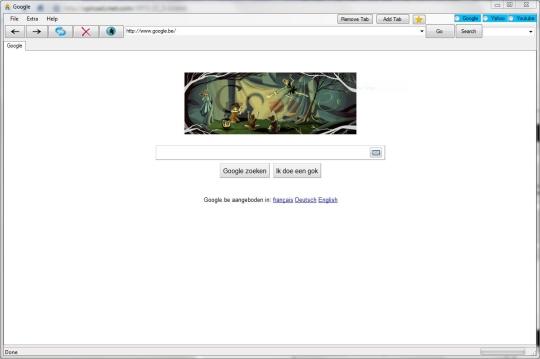 Duck Web Browser