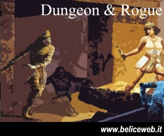 Dungeon and Rogue