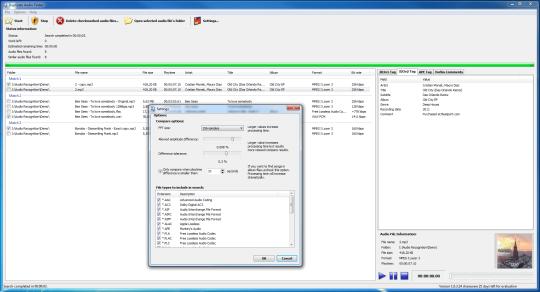 Duplicate Audio Finder (32-bit)