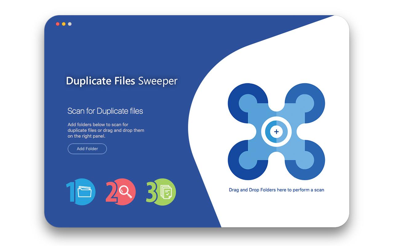 Duplicate Files Sweeper