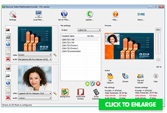 DVME (Discover Video Multimedia Encoder)