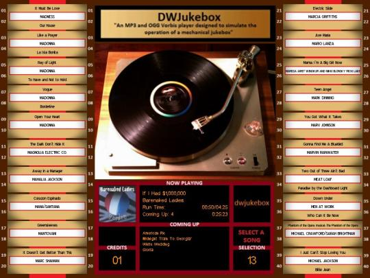 DWJukebox