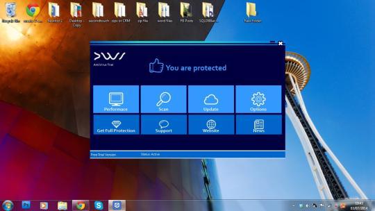 DWS Antivirus