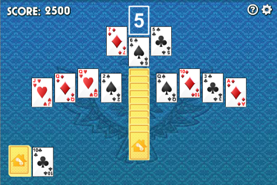 Eagle Wings Solitaire