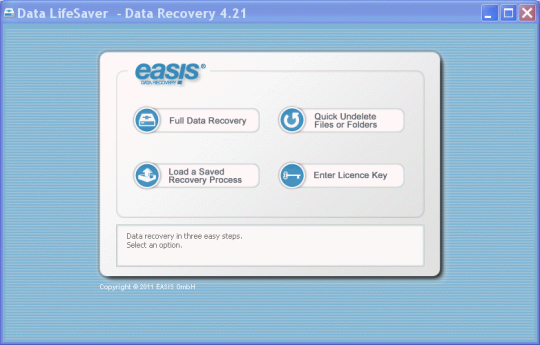 EASIS Data Recovery