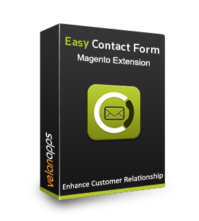 Easy Contact Form Magento Extension