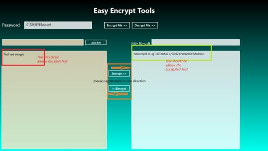 Easy Encrypt Tools for Windows 8
