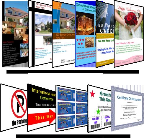 Easy Flyer Creator (Desktop)