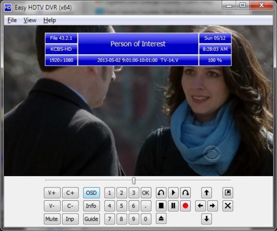Easy HDTV DVR (64-bit)